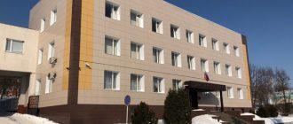 Корочанский районный суд Белгородской области 1